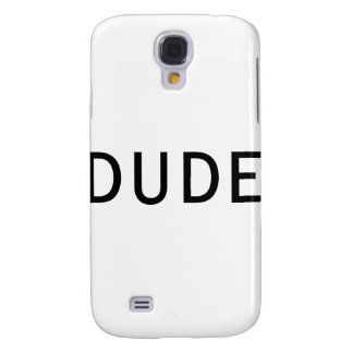 Dude Samsung Galaxy S4 Covers