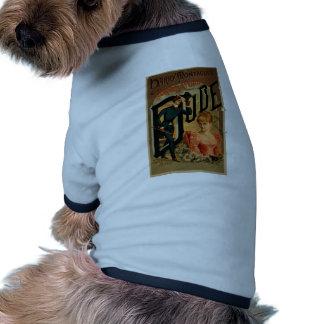 Dude, 'Darry Monyague's Retro Theater Doggie Tee Shirt