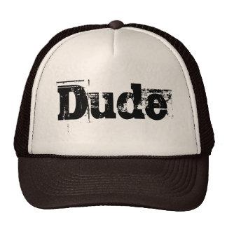 Dude Trucker Hat