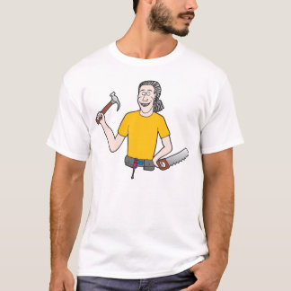 Dude With A Hammer T-Shirt