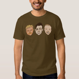 Dudes On Front Tshirts