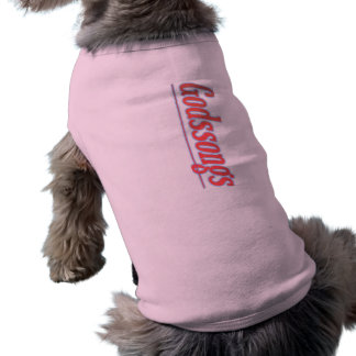 Duds for Fido Doggie Tank top Sleeveless Dog Shirt