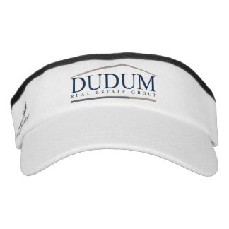 Dudum Screenprinted Visor
