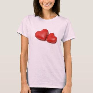 Due cuori T-Shirt