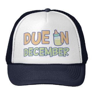 Due In December Cap