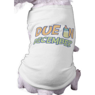 Due In December Shirt
