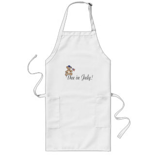 Due In July Long Apron