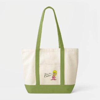 Due In October Impulse Tote Bag