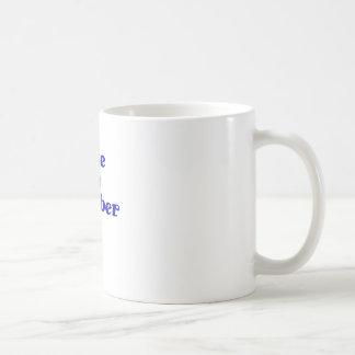 Due in October Coffee Mug