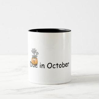 Due In October Mugs