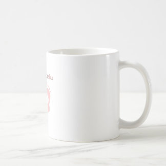 DUE IN October PINK BABY FEET.png Coffee Mugs