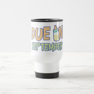 Due In September Coffee Mugs