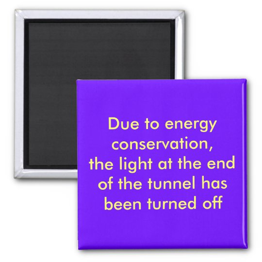 Due to energy conservation, the light at the en... magnet