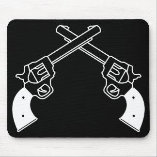 Duel Pistols Mouse Mat
