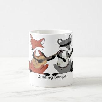 Dueling Banjos Coffee Mug
