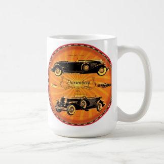 Duesenberg Cars Mug