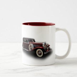 Duesenberg Duesy Model J Classic Car Coffee Mug