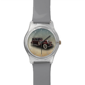 Duesenberg (Duesy) Model J Classic Car Wristwatches