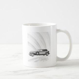 Duesenberg Motor Car Coffee Mugs