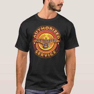 Duesenberg straight 8 service sign T-Shirt