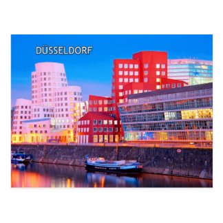 Duesseldorf 02E Postcard