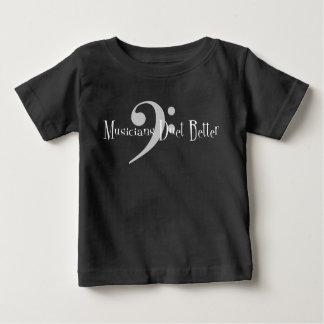 Duet (Bass) Baby Dark Jersey T-Shirt