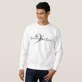 Duet (Bass) Men's Basic Sweatshirt