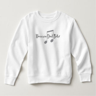 Duet (Notes) Toddler Sweatshirt