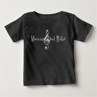 Duet (Treble) Baby Dark Jersey T-Shirt