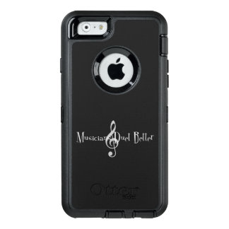 Duet (Treble) iPhone & Samsung Otterbox Case