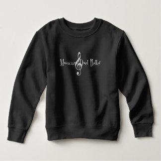 Duet (Treble) Toddler Dark Sweatshirt