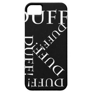 DUFF IPHONE CASE