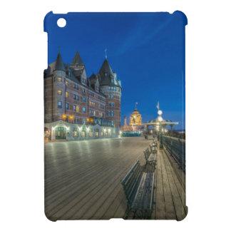 Dufferin Terrace at dawn iPad Mini Case