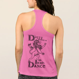 Duffy Academy Women's Athletic Tank