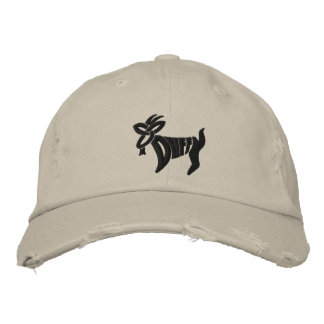duffy hat embroidered hats