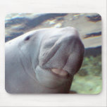 Dugong Smile Mouse Pad