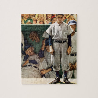 Dugout Jigsaw Puzzle