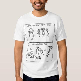 Duh Kung-foo T-shirt