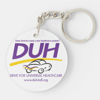 DUH Single-Payer Keychain SinglePayer