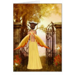 Duirwaigh Fairy Card