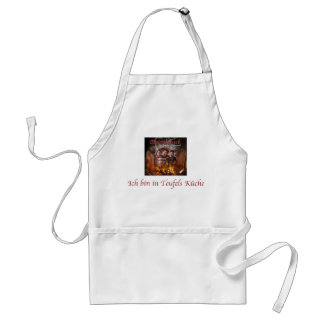 Duivelspack - apron of devil kitchen