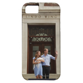 Duke & Duchess Of Cambridge at Lindo Wing 2 iPhone 5 Covers