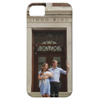 Duke & Duchess Of Cambridge at Lindo Wing 2 iPhone 5 Cases