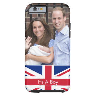 Duke & Duchess Of Cambridge at Lindo Wing Tough iPhone 6 Case