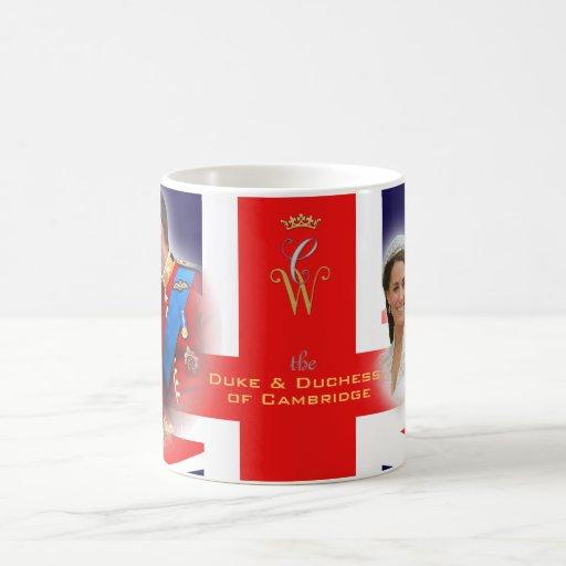 Duke & Duchess of Cambridge Mug