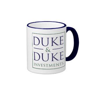 Duke & Duke Logo Mug