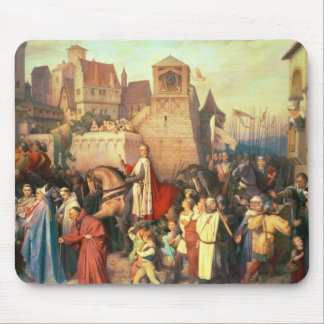 Duke Leopold the Glorious  enters Vienna Mouse Mat