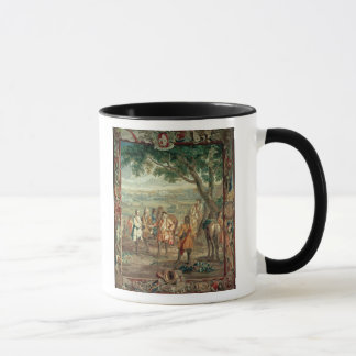 Duke of Marlborough at Fall of Lille in December Mug