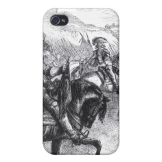 Duke of Monmouth Advancing on Taunton iPhone 4/4S Case
