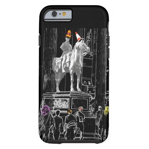Duke of Wellington at Glasgow GOMA iPhone 6 case
